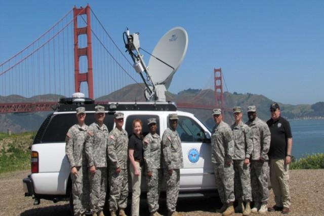 The Defense Coordinating Element Region IX Team