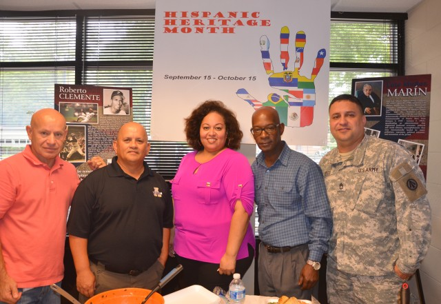 Meet Your Army: 597th Transportation Brigade supply specialist reflects on career, Hispanic Heritage