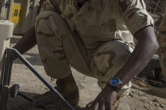 Network training readies Djiboutian soldiers for Somalia mission