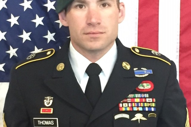 PRESS RELEASE: U.S. Army Special Forces Soldier killed by ...
