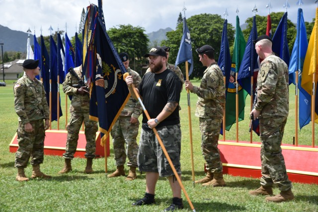Golden Dragons Reunite on to say Goodbye to their Battalion