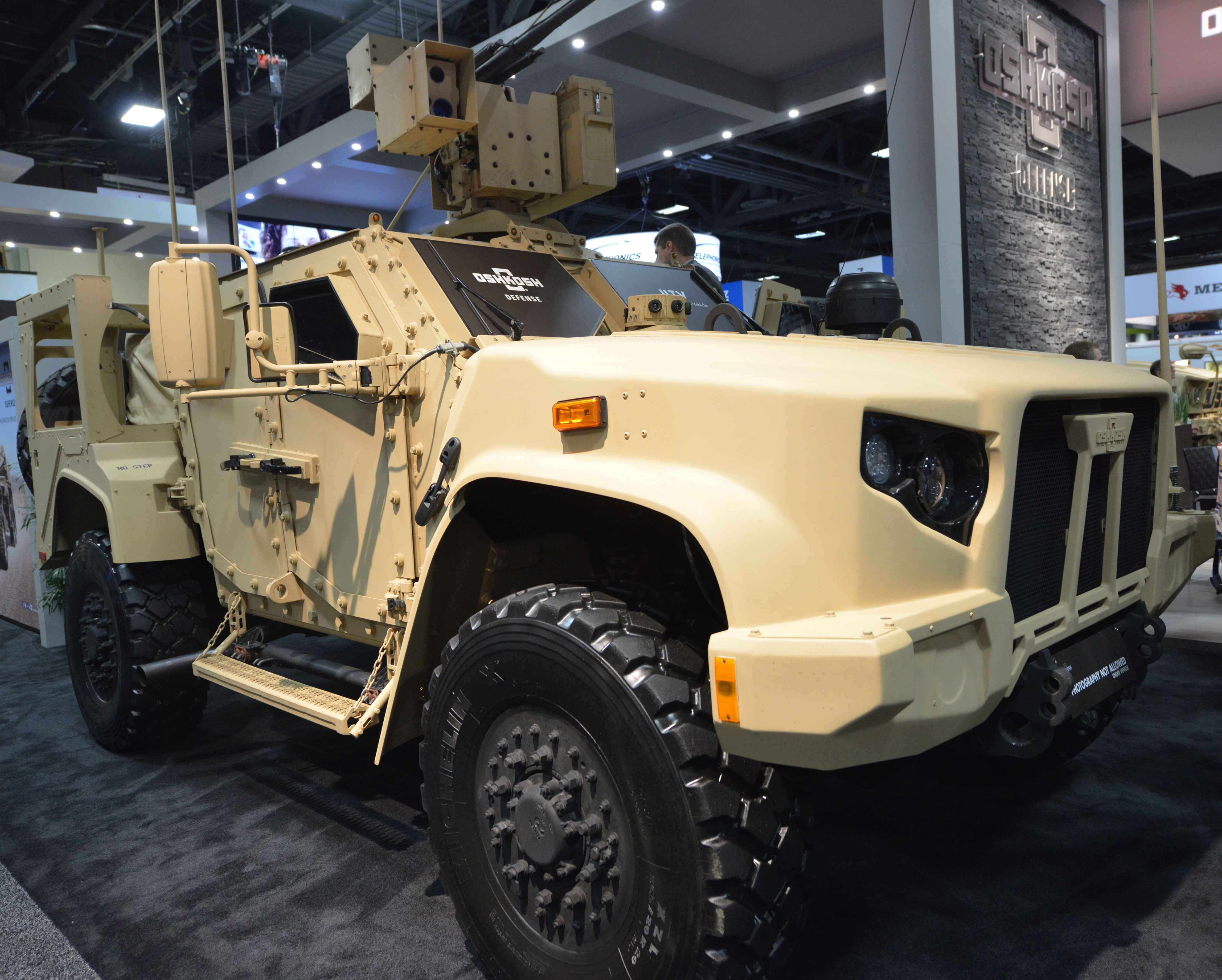 Army Begins Testing On New Light Tactical Vehicles Article The