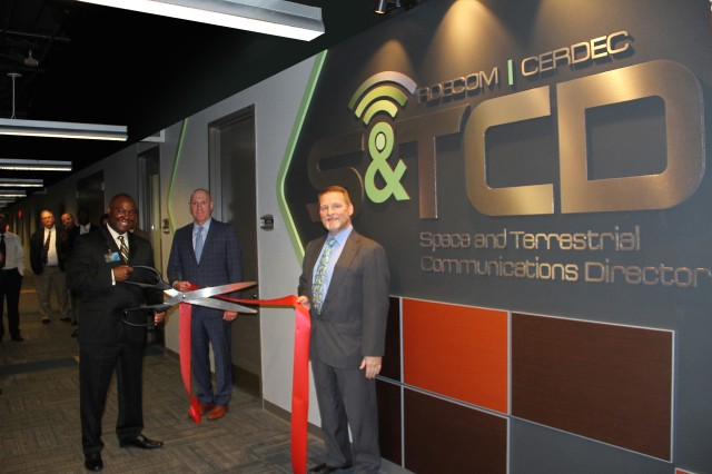 Army test lab certification is first in decade. Honored with ribbon cutting.