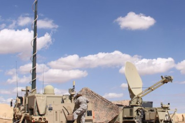 Satellite communications provide enhanced capabilities during the semi-annual Army Network Integration Evaluation to support Soldier readiness.