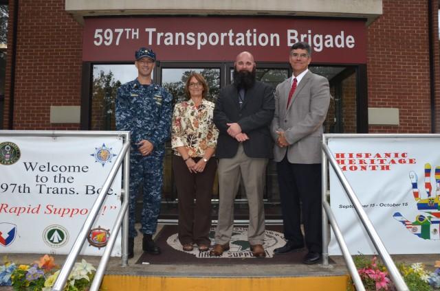 597th Trans. Bde. reaps benefits of DA intern program