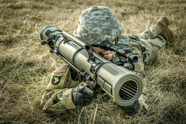 Foreign R&D program helps upgrade DOD shoulder-fired weapon