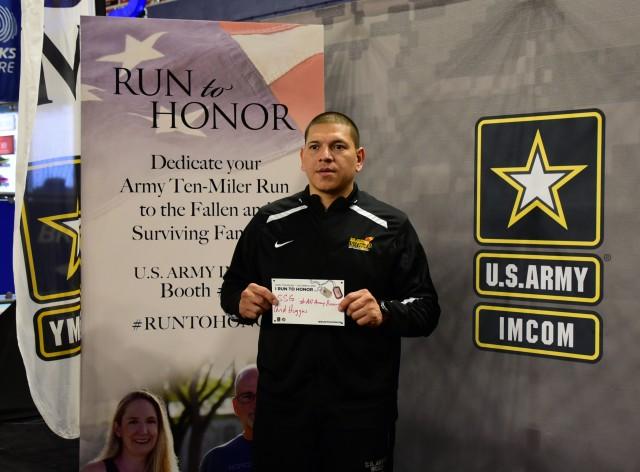 Sgt. 1st Class Joe Guzman remembers the fallen