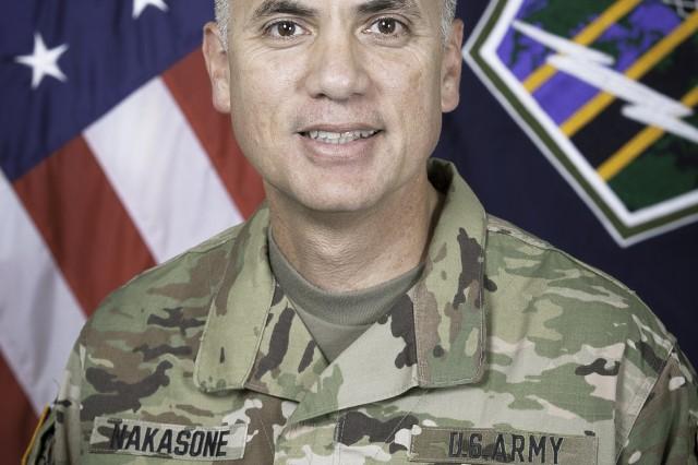Lt. Gen. Paul M. Nakasone