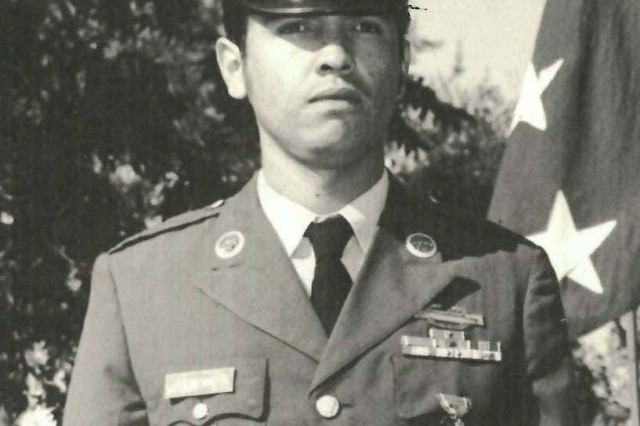 Medal of Honor recipient Santiago Erevia.