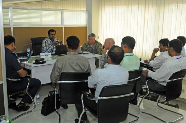 Bangladesh Disaster Response¬¬ Exercise draws to a successful close