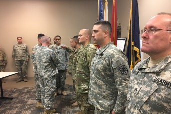 Army Reserve Warrant Officers in the Making