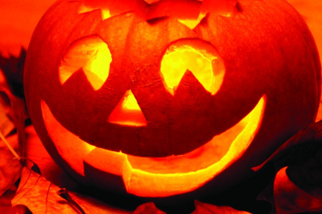 Halloween is just around the corner. It's time for carving jack-o'-lanterns, drinking cider, fall festivals and trick-or-treating. Several events are planned for the military communities and their guests. Happy haunting!