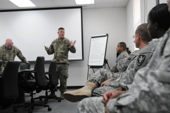 Georgia National Guard and 3rd Infantry Division conduct first unified Warfighter Exercise