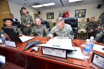 2ID/RUCD Strengthens Alliance with ROK Army's 26th Infantry Division