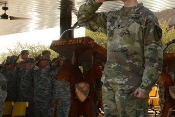 Texas National Guard Transportation Company partners with active duty unit