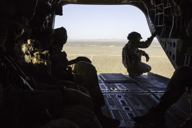 SF Soldiers train on wartime mission at AWA 17.1