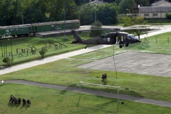 Army National Guard Helicopter Taskforce completes Europe Special Operations