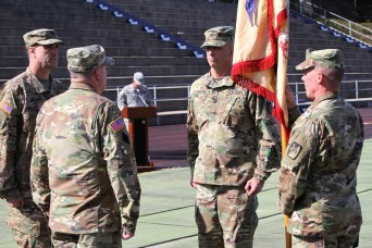Changes abound for the 340th Brigade Support Battalion