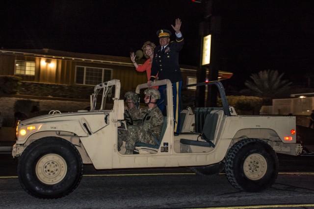 Barstow's Kiwanis Club's Mardi Gras Parade