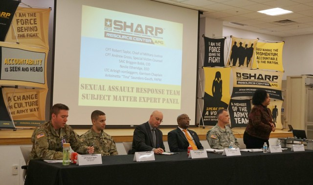 SHARP Professionals Stand Down Day tackles issues, hones skills
