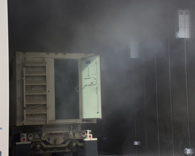 Dugway demonstrates emerging decontamination tech