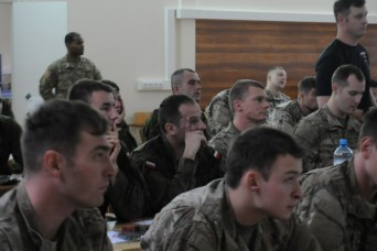 2/503rd holds reconnaissance course in Lithuania