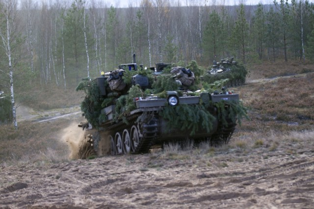Sky Soldiers close out Silver Arrow Exercise