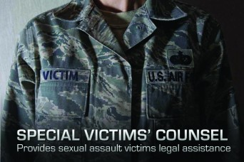 Program authorizes advocates for sexual assault victims