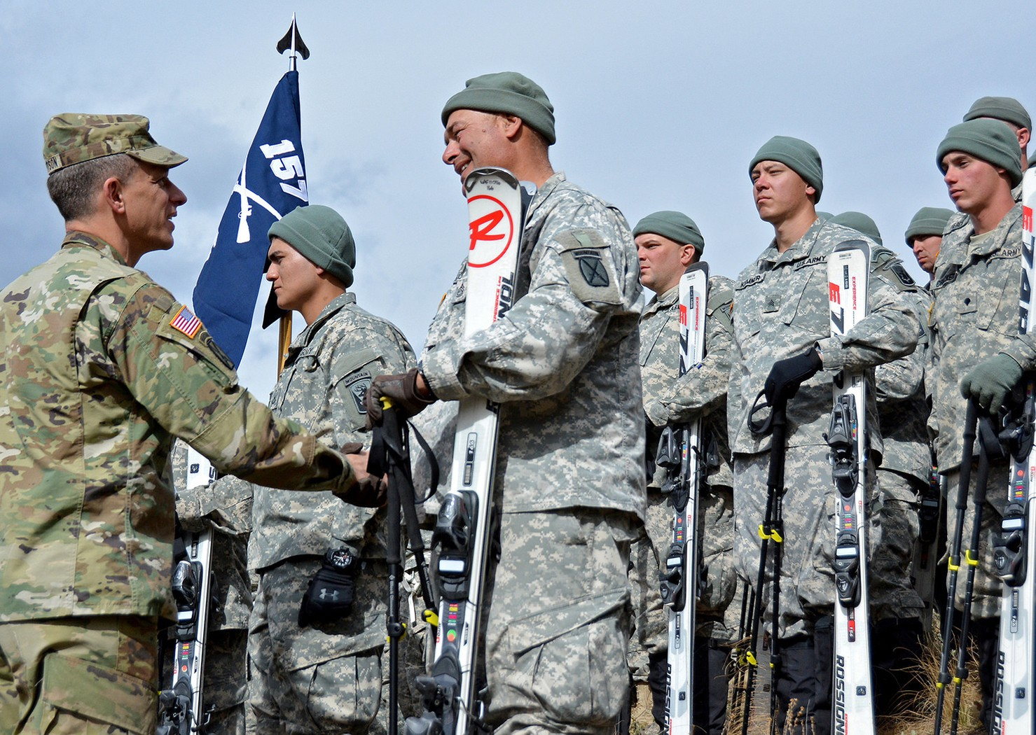 10th Mountain Division returns to roots in Colorado ...