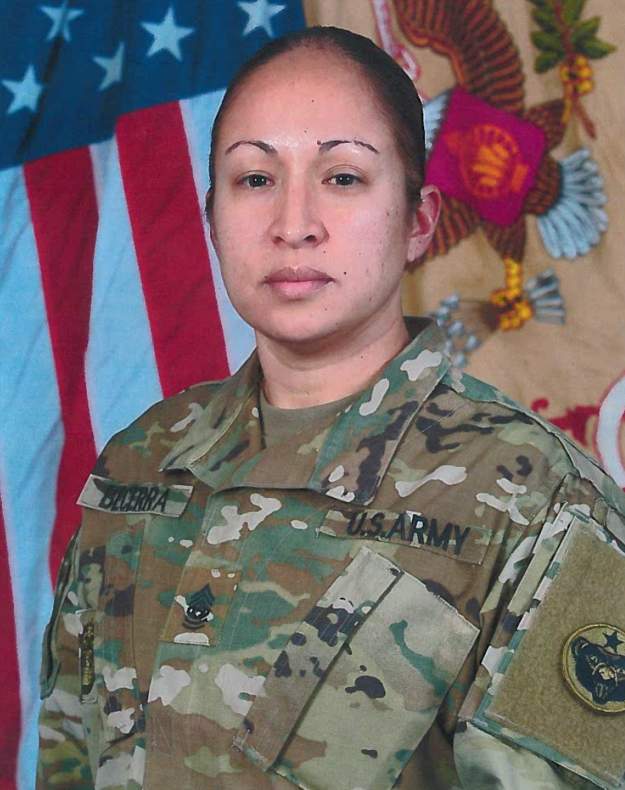 command sergeant major jacqueline becerra article the united command sergeant major jacqueline becerra
