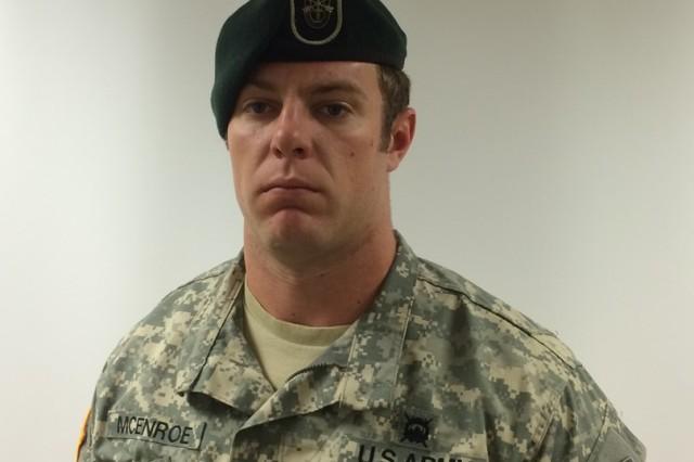 Staff Sgt. Kevin J. McEnroe