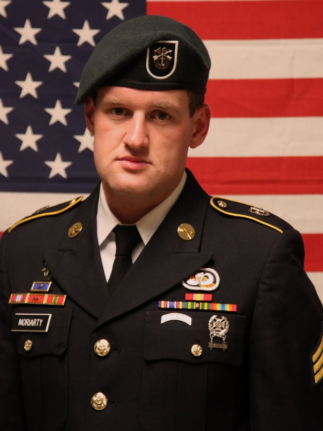 Staff Sgt. James F. Moriarty