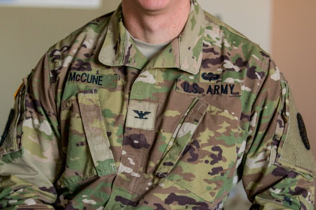 Col. (Dr.) David McCune, research consultant, Regional Health Command-Pacific, said that research is one of the most positive stories we can tell about military medicine, and he's doing his part to spread the message.