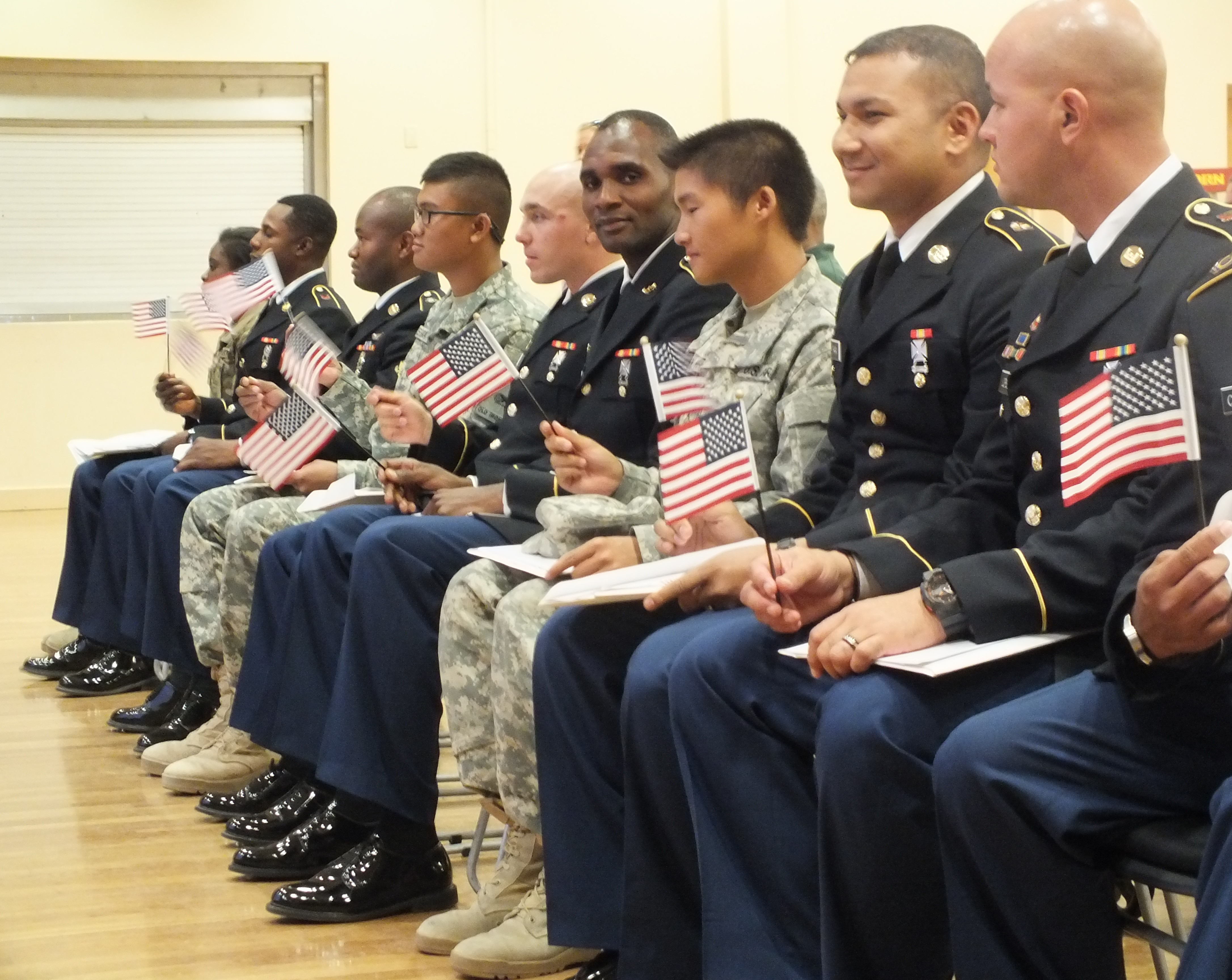 immigrant to citizen u s citizenship and immigration services countries become new u s citizens in a special naturalization ceremony held on fort bliss photo credit u s citizenship and immigration services