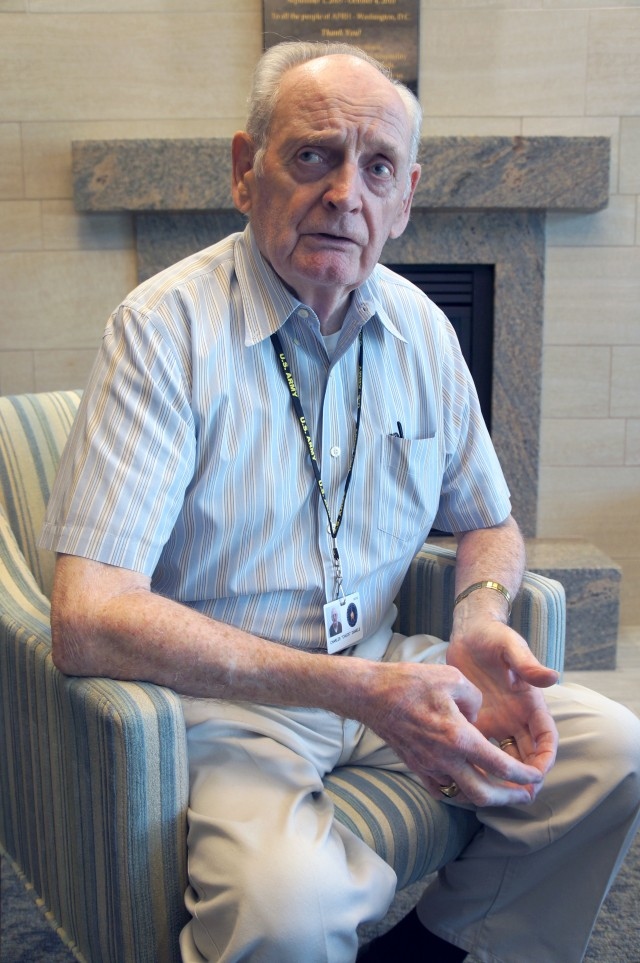 Army veterans recall their service in Korea and Vietnam