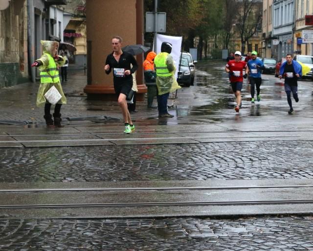 Mustangs Compete in the Grand-Prix Lviv Half Marathon