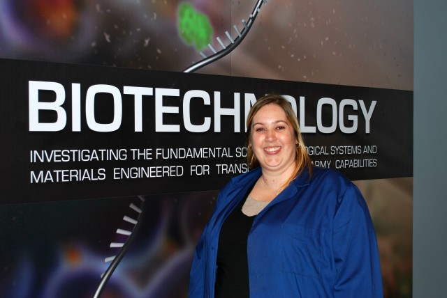 Synthetic biology research may enable future capabilities for Soldiers