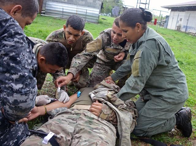 NCO helps keep Panamanian forces safe