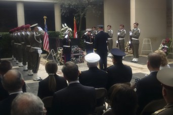 USARAF: Honoring fallen veterans in Tunisia