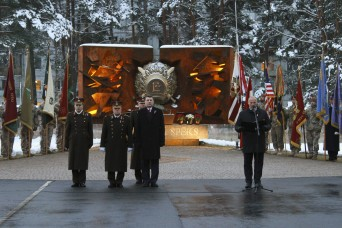 'Sky Soldiers' pay homage to Latvian history of independence