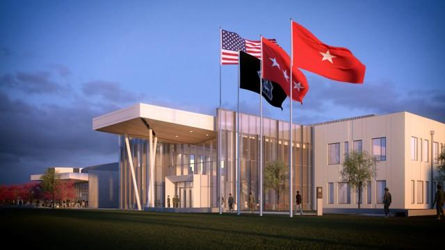 Army Cyber to break ground on Fort Gordon headquarters