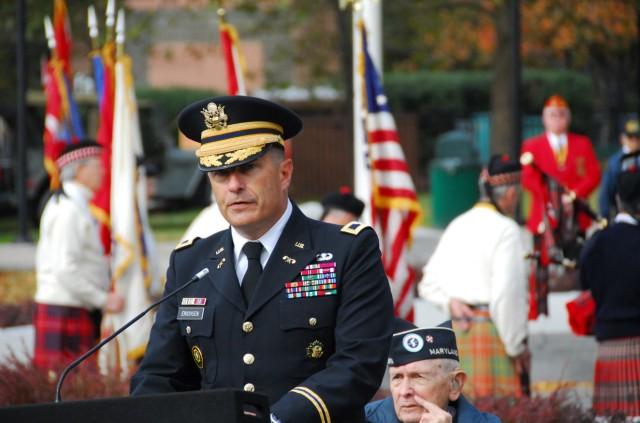 Honoring America's Veterans in Baltimore