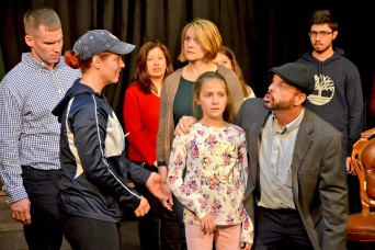 Community theater experience rewarding, therapeutic for Army Families