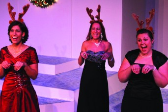 Soldiers' Theatre prepares holiday show