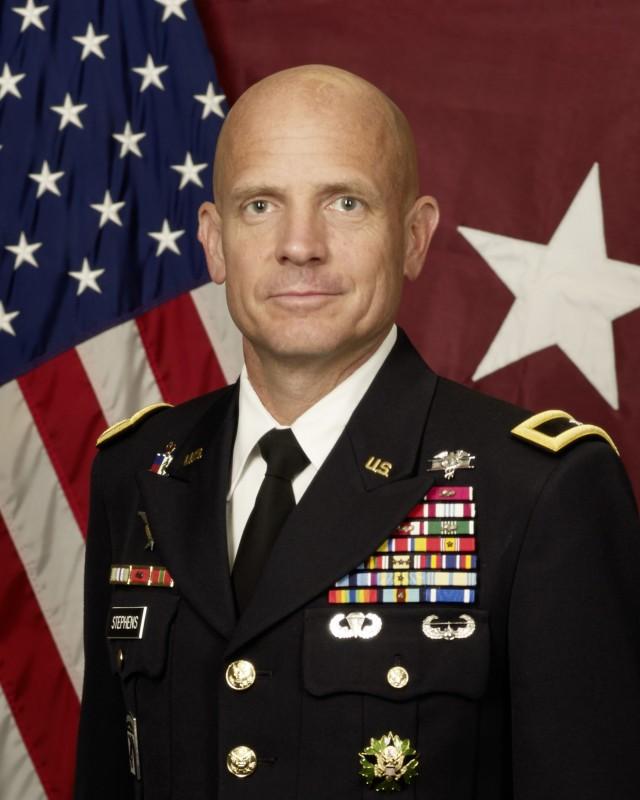 Brig. Gen. Ronald T. Stephens