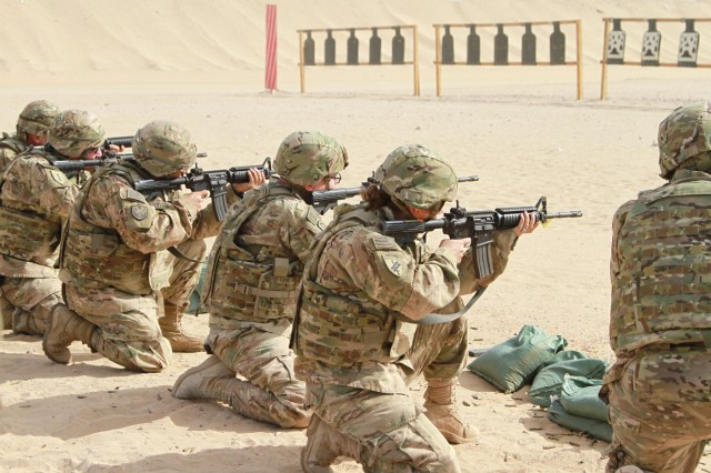 A day at the range; a safe haven for marksmanship