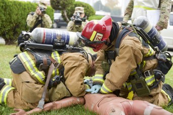 USAG Daegu Tests Emergency Response