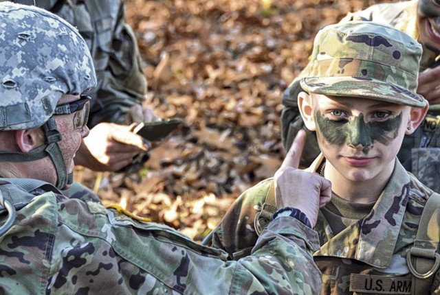 Soldier for a day: Fort Leonard Wood helps youth's dream come true