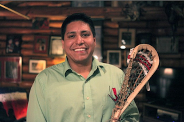 Iroquois lacrosse champion Neal Powless will be the guest speaker at Team Redstone's Native American Heritage Month Observance on Wednesday, Nov. 30. The Aviation and Missile Command is the host.