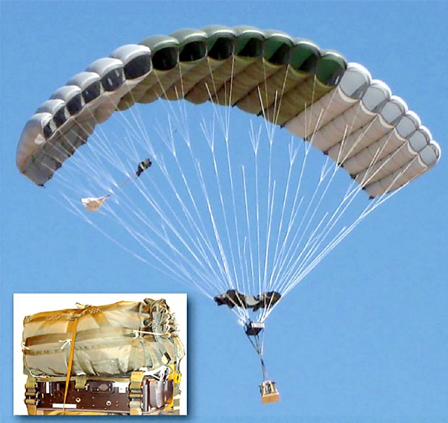 Picatinny ensures software reliability for advanced precision airdrop system